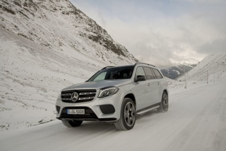 500 слов про Mercedes-Benz GLS 500